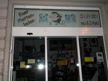 Hot Rats Record Store, Magdeburg (3.12. 2.013)