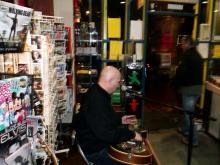 Ferdy Doernberg live at 25 Music Store, Hannover (4.12. 2.013)