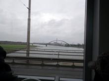 Ungeplante Rheinüberquerung in Richtung Neuss (8.12. 2.013)