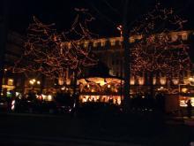 Weihnachtsmarktlichter in Düsseldorf (8.12. 2.013)