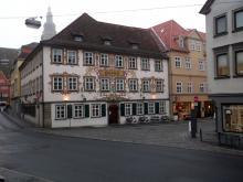 Die Coburger Innenstadt (13.12. 2.013)