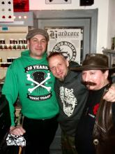 Mike [Toxic Toast], Autor Danny B Helm & Ralf @ Toxic Toast Store (13.12. 2.013)