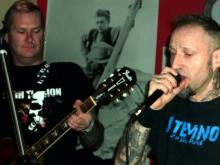 Einhorn & Danny B live in Gutenstetten (14.12 2.013)