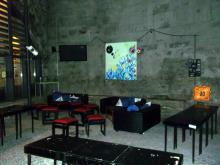 Outdoor Lounge im Studentenclub Bärenzwinger (16.12. 2.013)