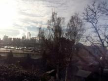 Im Dienste des Profits, Raubbau an der Natur 2, auf dem Weg nach Leipzig (17.12. 2.013)