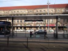 Ankunft in Leipzig (17.12. 2.013)