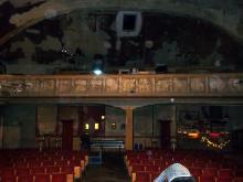 Der Blick von der Bühne im UT-Connewitz, Leipzig (17.12. 2.013)