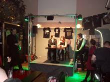 Hochzeitsrahmenzeremonie, Pt. II @ Headbangers HRC, Schwerin (18.12. 2.013)