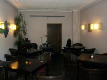 "Der Lesungsraum im Cafè ""Zum Kölner Dom"", Rheinberg (20.12. 2.013)"